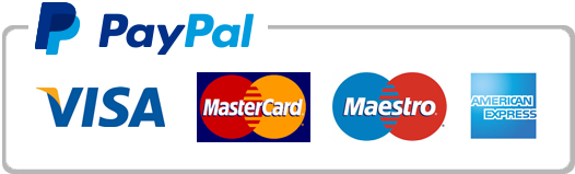 Payments processed by PayPal